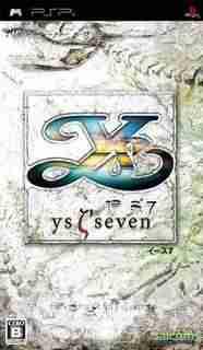 Descargar Ys Seven [JAP] por Torrent